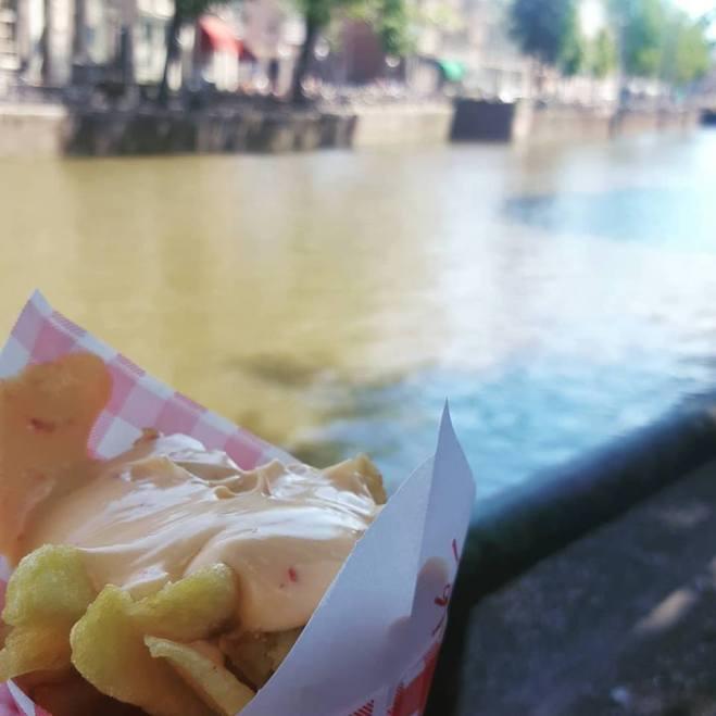 Vlaams Friteshuis Vleminckx - Amsterdam