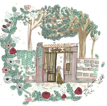 portail jardin des plantes
