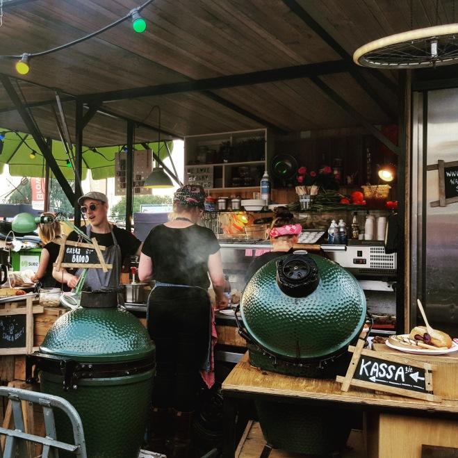 Keukens Rollen - Amsterdam